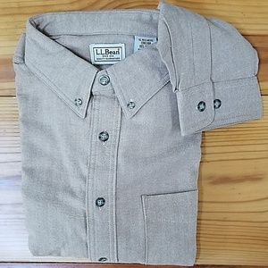 NEW LL Bean Long Sleeve Shirt